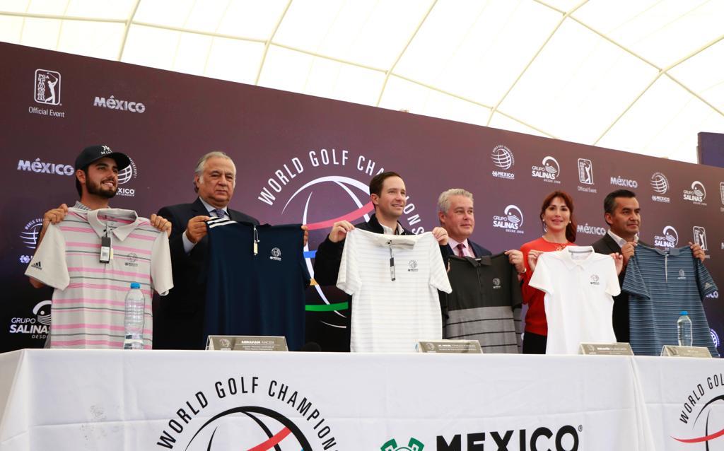 World Golf Championship-México 2019, dejará derrama por dos mil mpd: Torruco Marqués