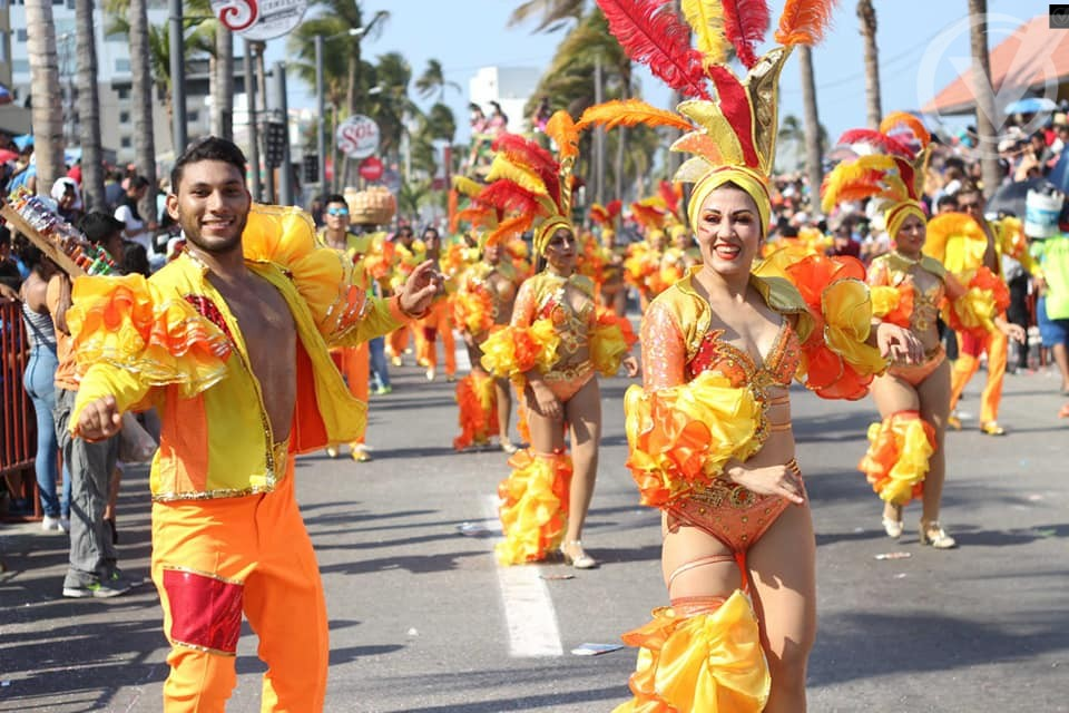 Carnaval de Veracruz sin apoyo de Turismo del estado