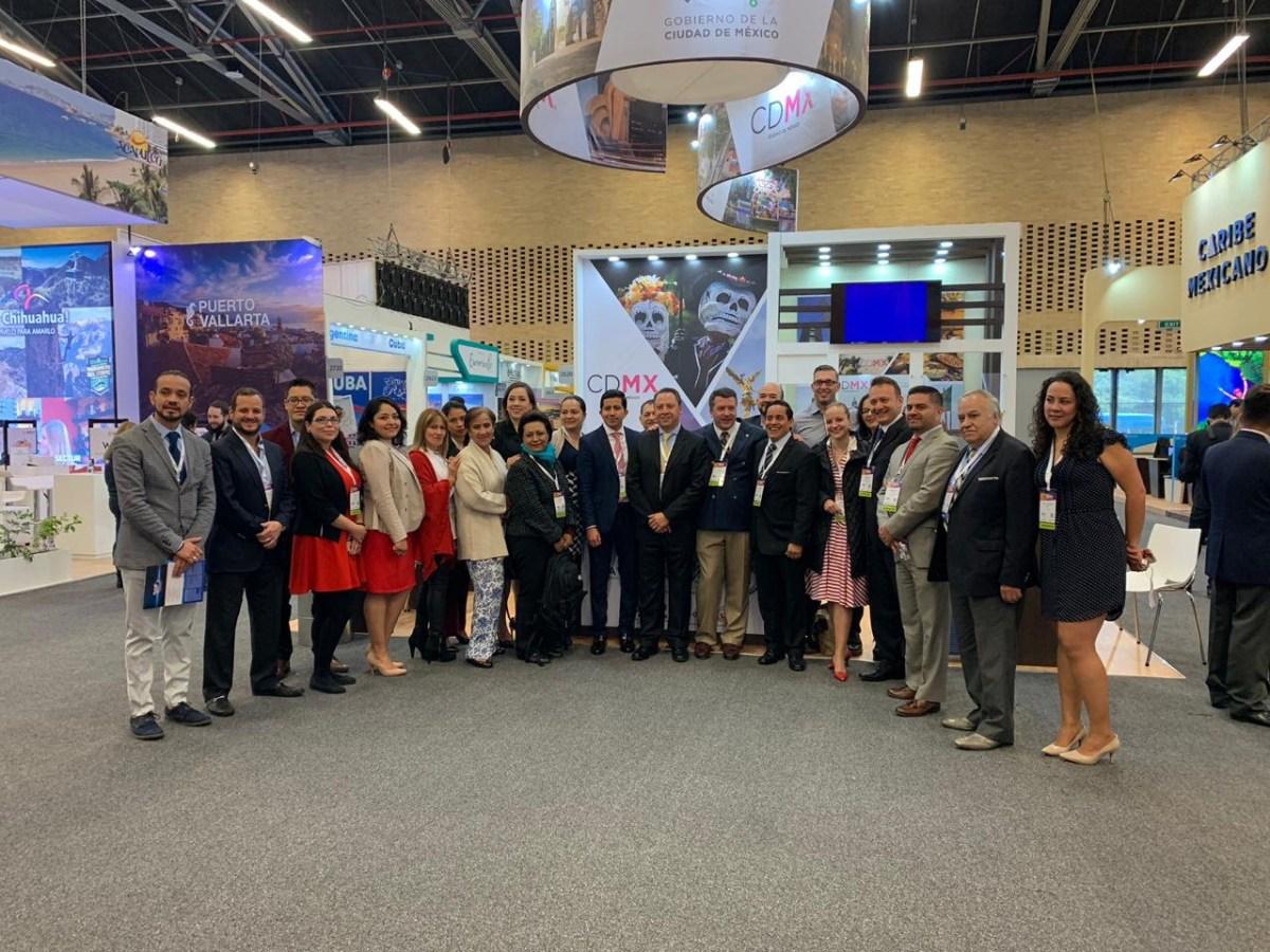 Participa AMAV-CDMX en ANATO 2019