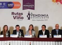 Presenta Sectur – Guanajuato Rutas del Vino
