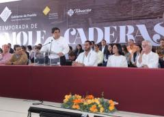 Certificará gobierno la carne del Mole de Caderas: Miguel Barbosa