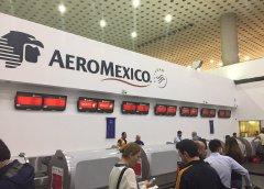 Aeroméxico requerirá prueba COVID-19 negativa a pasajeros hacia EU