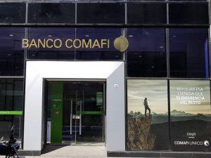 Prestamos personales Banco Comafi 2018