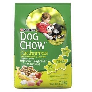 Dog Chow Cachorro 7.5 KG