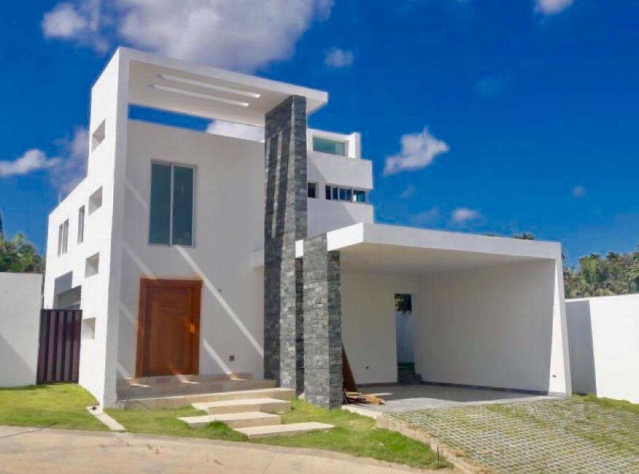 Residencias Habitat Cerros de Gurabo Casa Disponible, Santiago