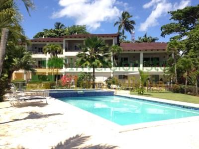 Apartamento En Las Terrenas Samaná Frente A La Playa