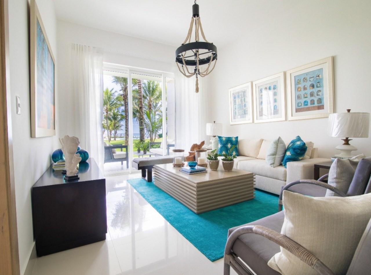 Lujoso Apartamento en Cavarete Frente a la Playa