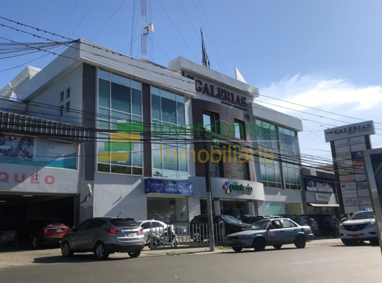 Locales Comerciales en Plaza Galerias, Santiago