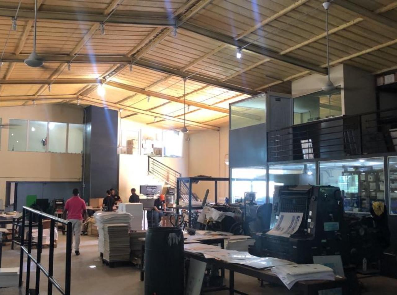 Nave industrial en Venta en Santiago Ubicada Estratégicamente