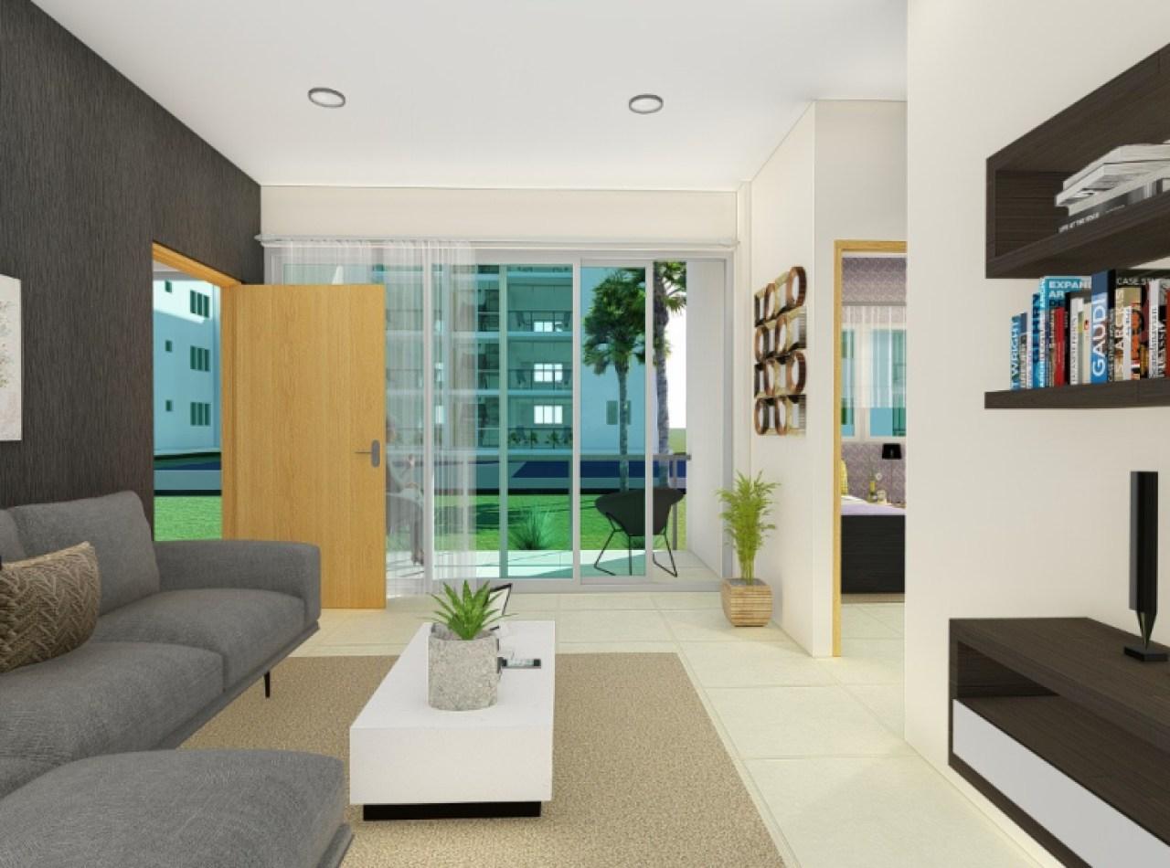 Apartamentos en Residencial Don Alfonso I
