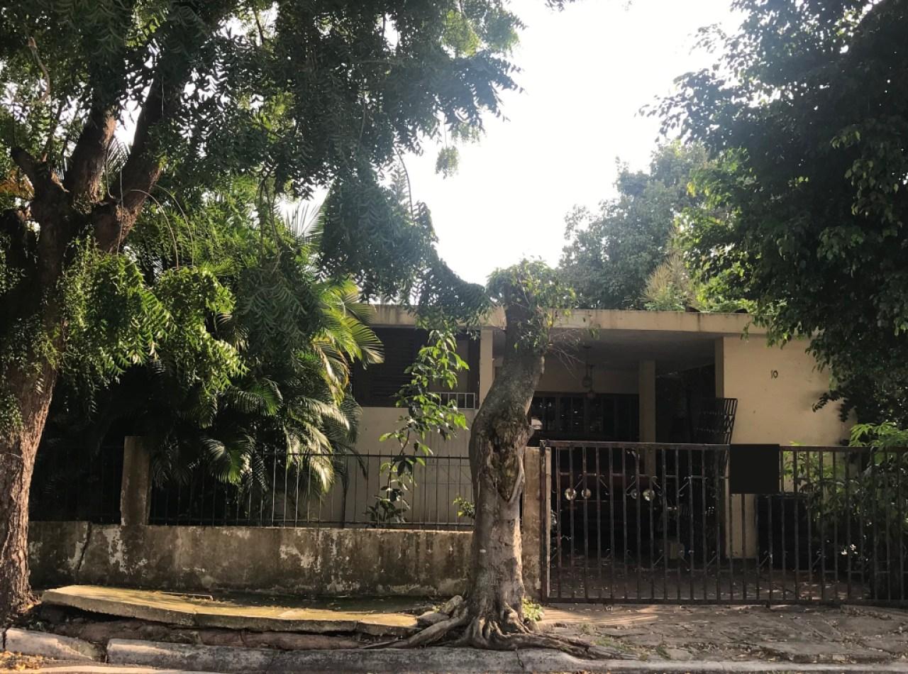 Casa con 483 Mts2 de Solar en Villa Olga Disponible, Santiago
