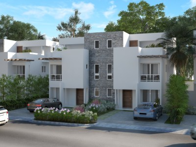 Villas en Venta Punta Cana – Proyecto Crisfer Punta Cana