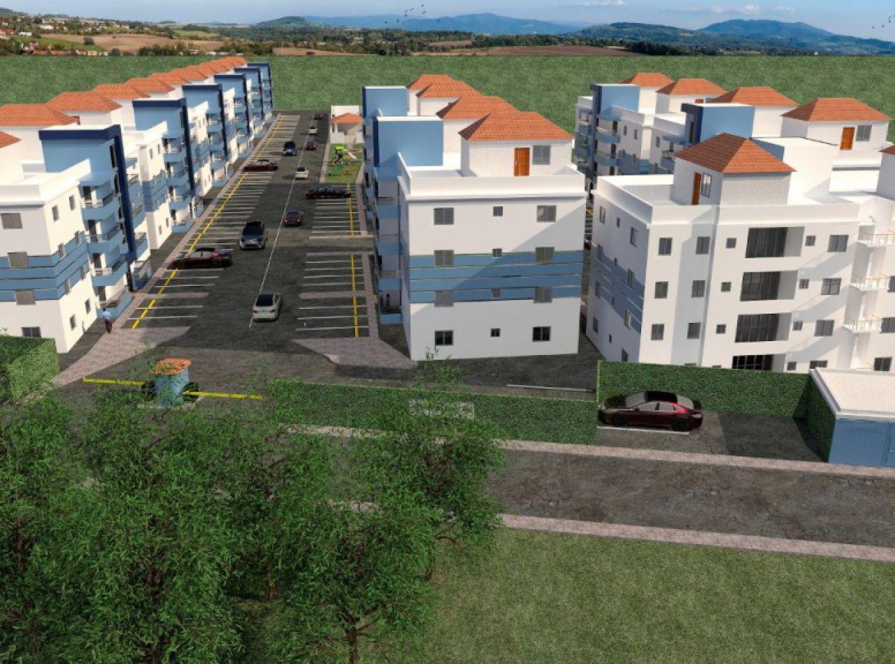 Residencial Jardines de Doña Olga Apartamentos en Santiago