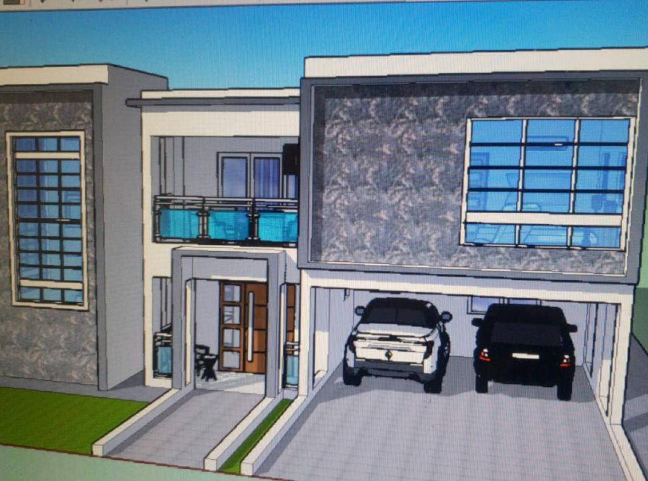 Amplia y Moderna Casa en Venta, Ubicada en Villa Maria, Santiago
