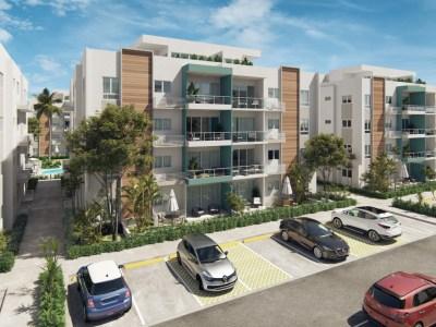 Residencial Epic Punta Cana, Apartamentos en Punta Cana