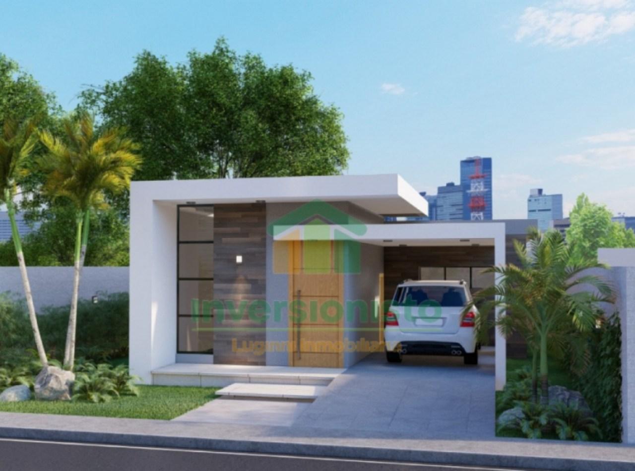 Finas Casas Económicas en Proyecto Cerrado, Licey