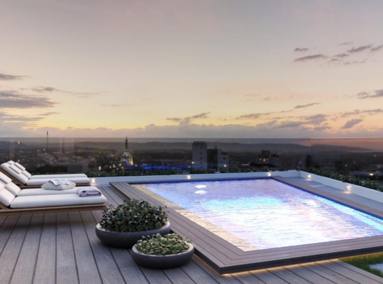TORRE MONTCLER, Apartamentos Airbnb-Friendly de 2 Habitaciones