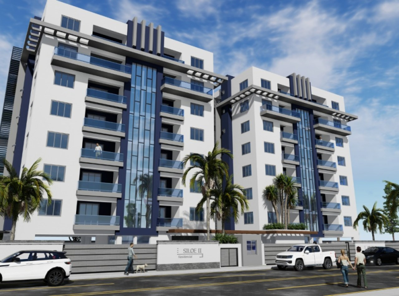 RESIDENCIAL SILOE II, Exclusivo Proyecto de Apartamentos en Villa María