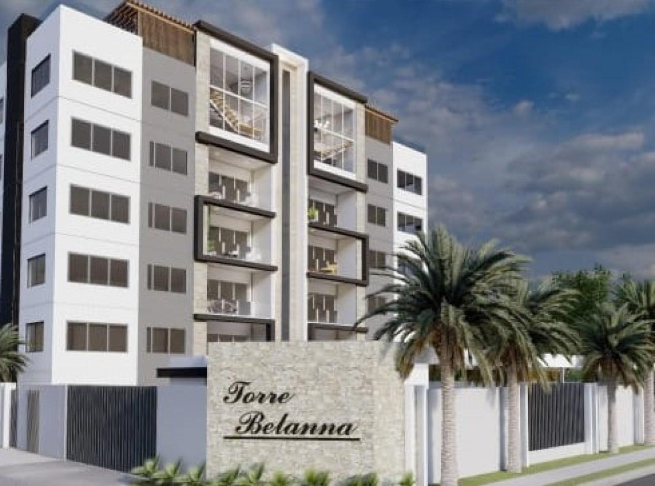 Residencial Torre Belanna, Urbanización Thomén
