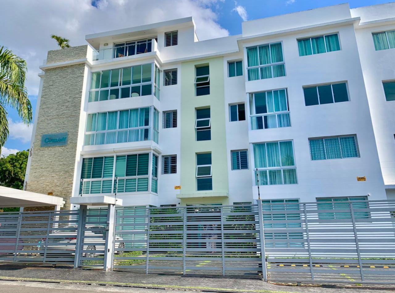 Precioso Apartamento Moderno 2do Nivel, 140 Mts2, las Damas
