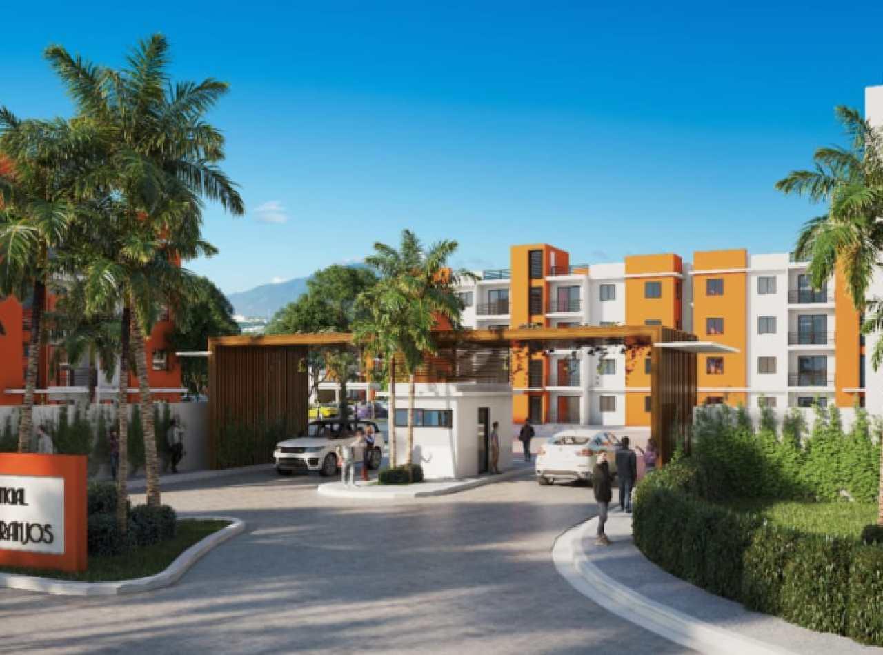 Residencial Los Naranjos (Segunda Etapa), Los Rieles de Gurabo