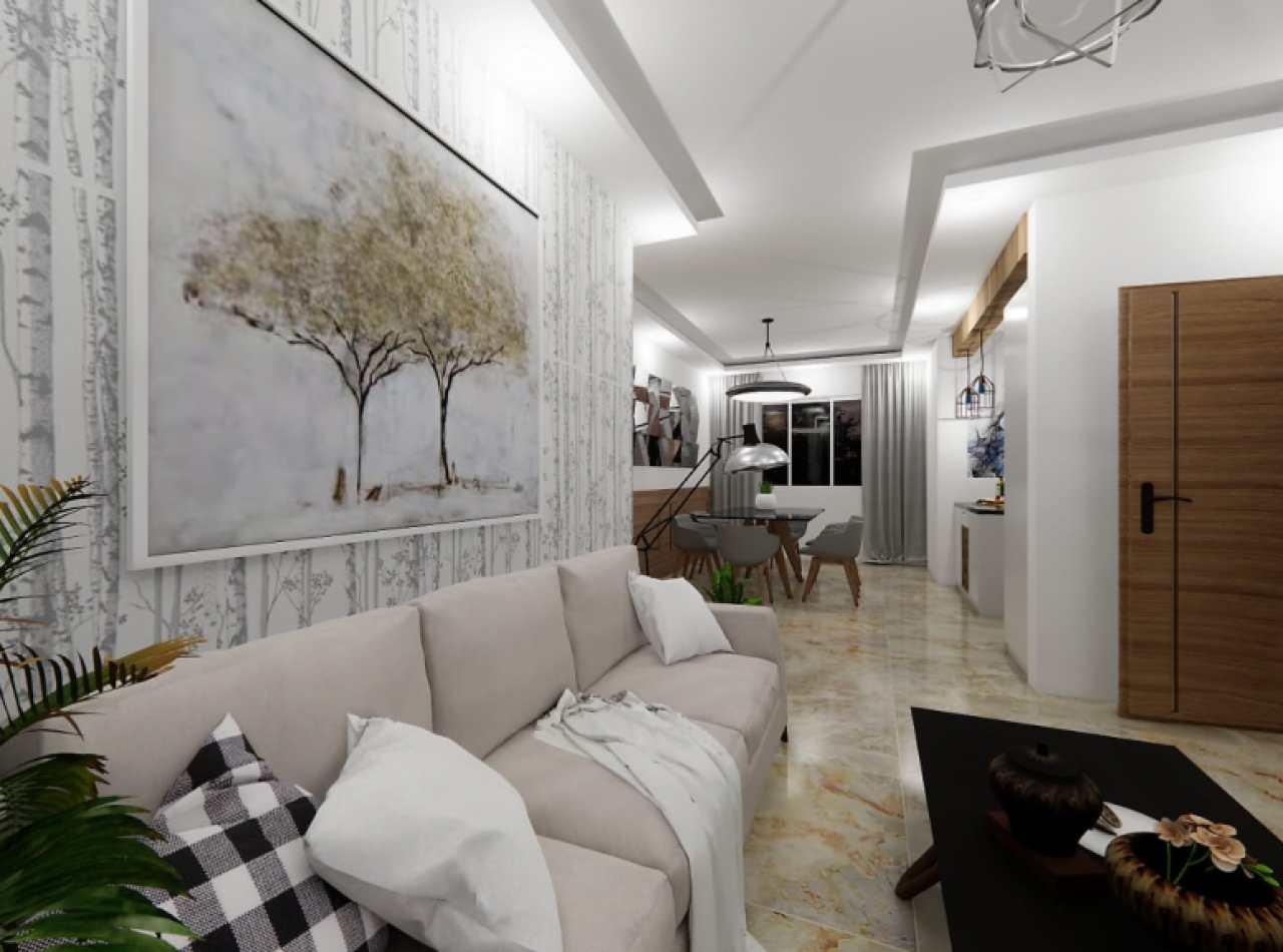 Proyecto Moderno de Apartamentos Económicos en Cerro Alto
