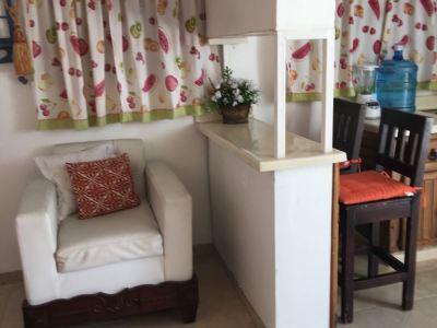 Se Renta Apartamento-Estudio Amueblado en La Zurza
