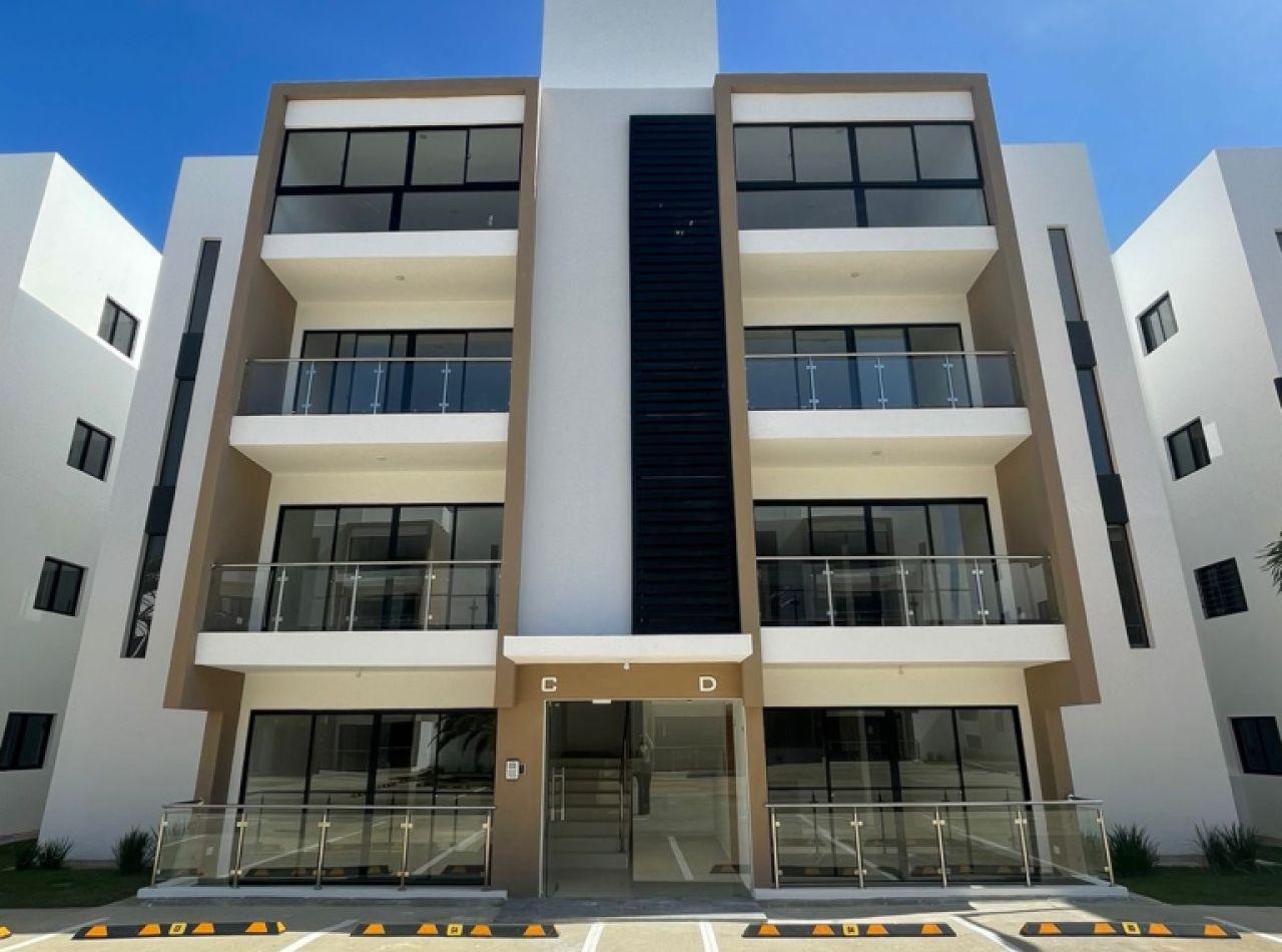 Apartamento con Piscina de 3 Habitaciones, Carretera Santiago-Licey