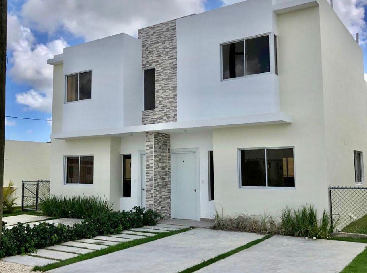 Villas de 2 Habitaciones en Proyecto Cerrado con Piscina