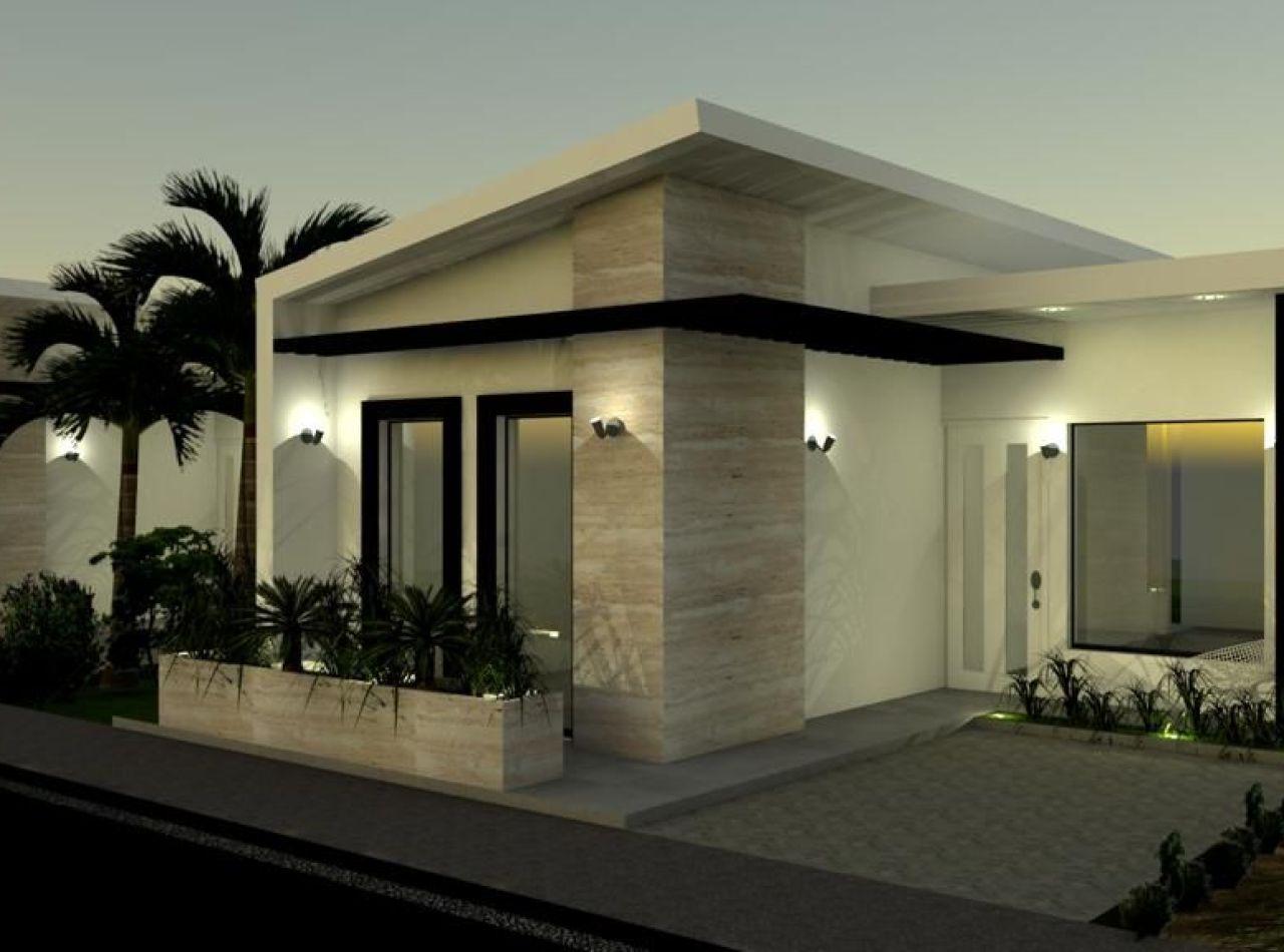 Complejo Cerrado de Villas Económicas en Punta Cana