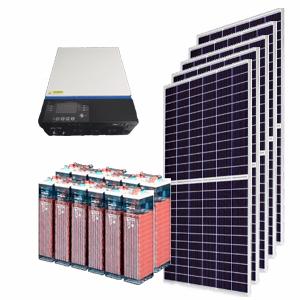 Kit Solar de Aislada