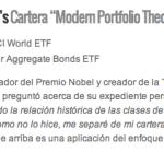 Amundi Index Equity World y Cartera Boglehead