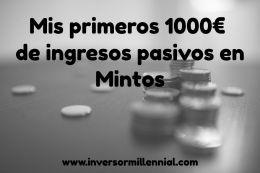Crowdlending - 1000€ Mintos