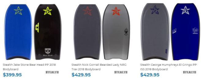 Stealth Boards