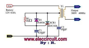 Inverter Circuit and Products on