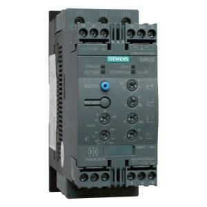 Siemens Sirius 3RW40  37kW Soft Start with 24V Controls  Soft Starters