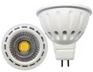 LED Lighting. Replacements For Halogen Bulbs.