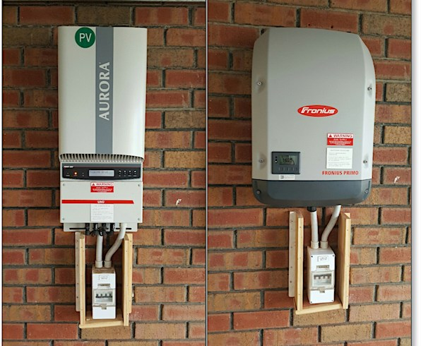 Fronius Primo Replaces ABB Aurora (Power-One)