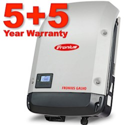 How To Register Your Extended 5+5 Year Fronius Warranty