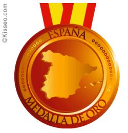 espaNa-oro-250x260% - ¡¡¡SUPER-ESPAÑA ¡¡¡