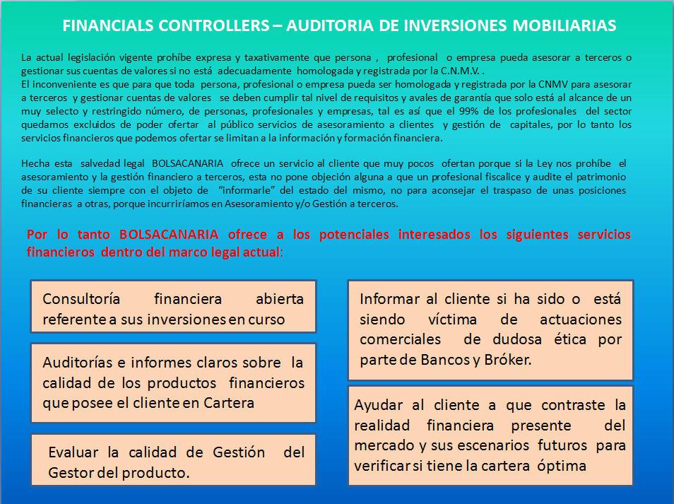 AUDITORIA-FINANCIERA% - SERVICIOS AUDITORIA FINANCIERA