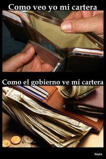 cartera% - HUMOR EN LA RED