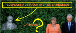 RAJOY-NO-ESTABA-250x111% - Día donde se va a testear lo acordado la semana pasada en la Eurocumbre