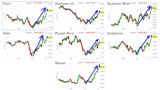 commodities-6-julio-2012-510x289% - Junio ha sido glorioso para la Commodities en Wall St.