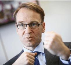 weidmann-510x406% - Quien está detrás de la negativa de Alemania a que el BCE sea usado como un flotador