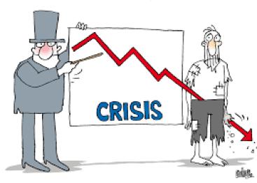 crisis% - 2008 vs 2016