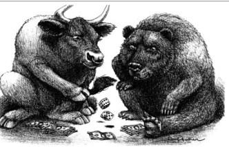osos-y-toros% - ¿Será el 2017 el año de la gran estampida bullish en Europa?