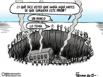 frob% - El Estado español rescata hasta al rescatador
