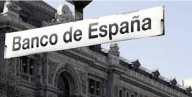 BANCO-DE-ESPAÑA% - Y el BdE dice que abajo las Bolsas