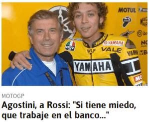 rossi% - La disputa Rossi vs Marquez